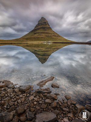 Kirkjufell Reflection